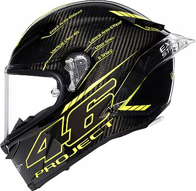 AGV Pista GP R Project 46 3 0, integral helmet