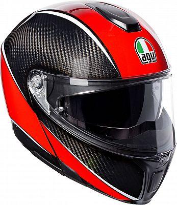 AGV-Sportmodular-Aero-levante-casco
