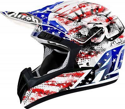 Airoh CR901 Patriot, cross helmet