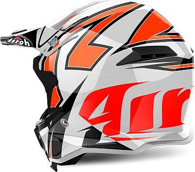 Airoh Terminator Open Vision Shock Cross Helmet Motoinde