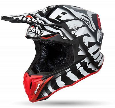 Image of Airoh Twist S19 Legend, cross helmet