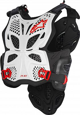 Alpinestars A-10, chaleco protector