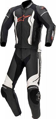 Alpinestars GP Force, 2pcs de traje de cuero.
