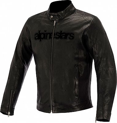Bike Accessories Alpinestars Huntsman, leather jacket