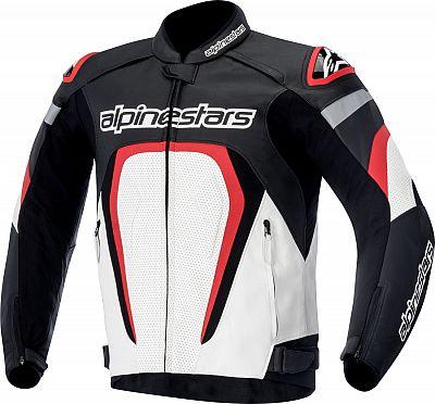 Alpinestars Motegi 2015, leather jacket perforated