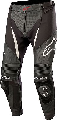 Alpinestars SP-X Airflow, pantalones de cuero textil perforados