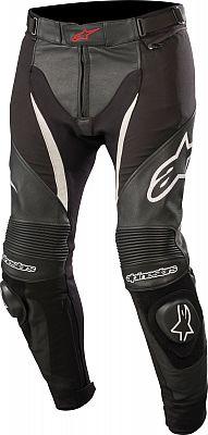 Alpinestars SP-X, pantalones de cuero, textil