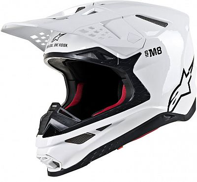 Alpinestars Supertech S-M8 Solid, Crosshelm - Germany