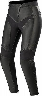 Alpinestars Vika V2, Pantalón de piel mujer