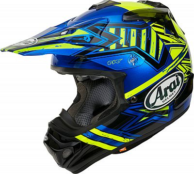 Sturzhelme Arai MX-V Star, Crosshelm