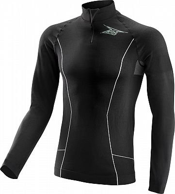 AXO 2 Race Zipper Neck, camiseta funcional