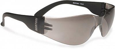 Bertoni AF151, anti-buée lunettes de soleil Noir Teinté Taille unique