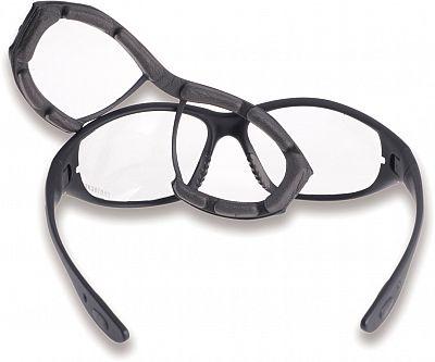 Bertoni F333A, lunettes de soleil polarisées Noir Teinté Taille unique