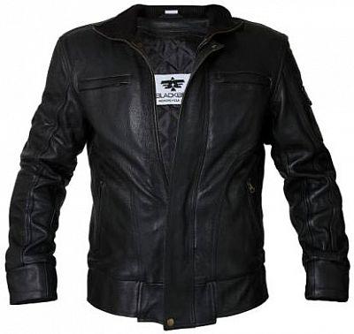 Blackbird Bomber, chaqueta de cuero