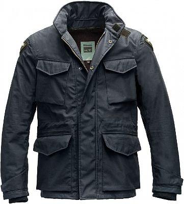 Blauer Logan, chaqueta impermeable textil