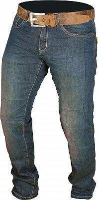 Booster 750, pantalones vaqueros