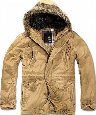 Brandit Vintage Explorer, textile jacket