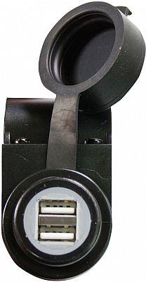 Buese-USB-socket-2-fold