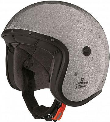 Motorcyklar Caberg Freeride Metal Flake, jet helmet