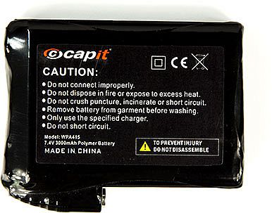 Capit-WPA415-lithium-battery