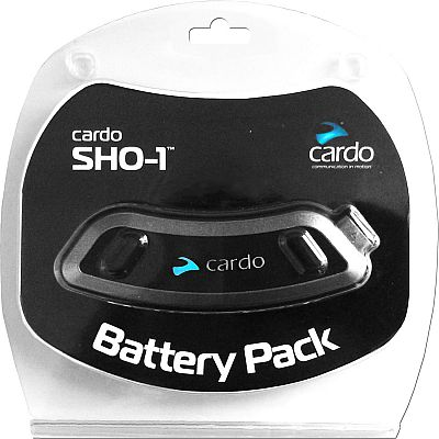 Cardo battery for SHO-1