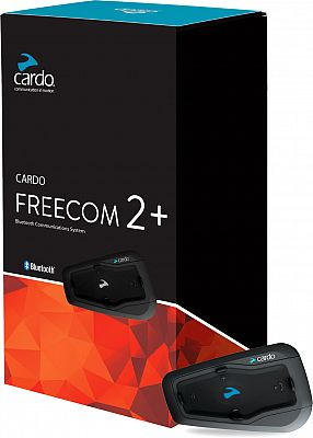 Cardo Freecom 2 +, sistema de comunicación