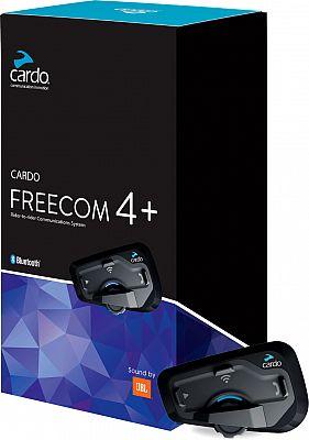 Cardo Freecom 4 + JBL, sistema de comunicación