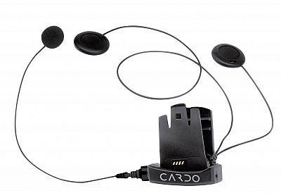 Cardo Audio Kit Dual, micro por cable