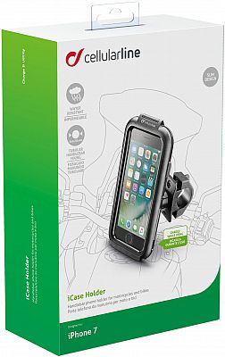 interphone cellularline case for smartphone to motorcycle  Cellular Line Interphone Pro Case for IPhone 7 Plus -