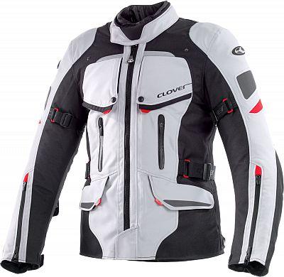 Clover Savana, chaqueta impermeable textil