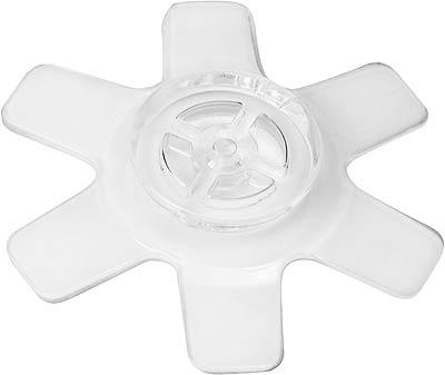 Contour 360 rotating adhesive pad