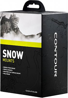 Contour 6211, Montes de nieve