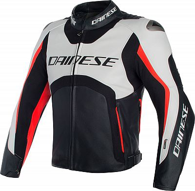 Dainese D-Air Misano, leather jacket