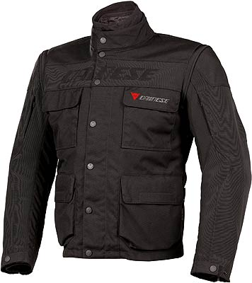 Image of Dainese Evo-System, textile jacket D-Dry