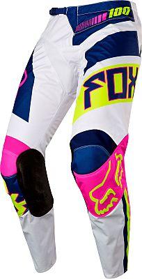 Motorcykler FOX 180 S17 Falcon, textile pants kids