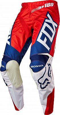 Motoin NL FOX 180 S17 Honda, textile pants
