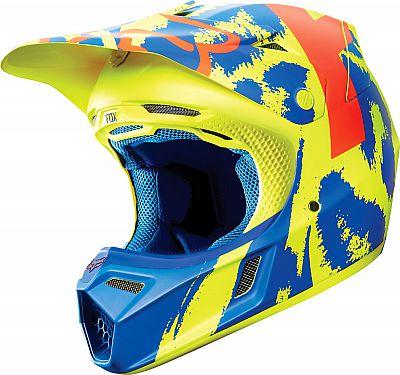 FOX V3 Marz S15, cross helmet
