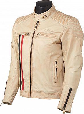 GC Bikewear Crosby, chaqueta de cuero
