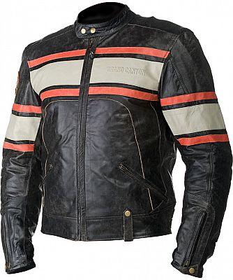 GC Bikewear Sturgis, chaqueta de cuero