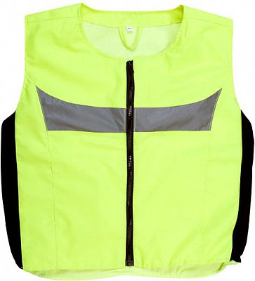 Germot Carlow, warning vest