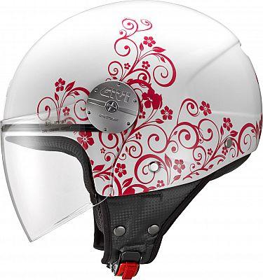 Givi 10.7 Art Nouveau, mujeres de casco jet