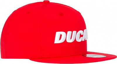 GP-Racing Apparel Ducati Corse 9 Fifty New Era Red, Cap
