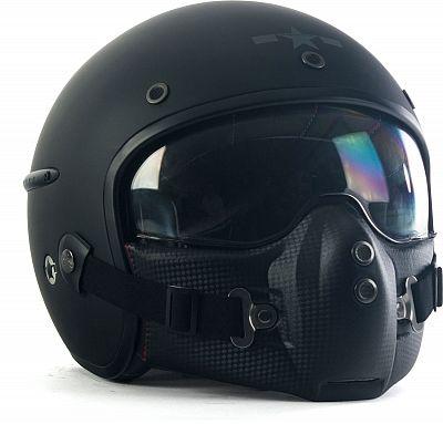 Harisson Uni, jet helmet