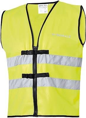 Held warning vest