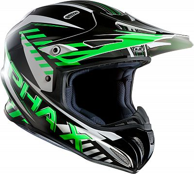HJC RPHA X Schuma, Cross helmet