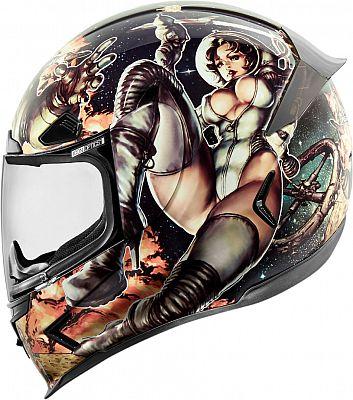 Icon Airframe Pro Pleasuredome 2, integral helmet