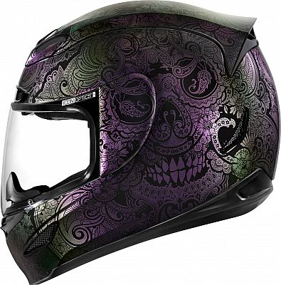 Icon Airmada Chantilly Opal, casco integral