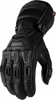 Motorcyklar Icon Raiden Alcan, gloves waterproof