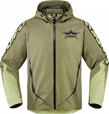 72f4a55ab Icon Raiden UX, textile veste imperméable à l'eau