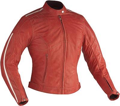 Ixon Saphir, leather jacket women